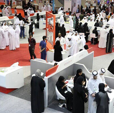 Times World to data-manage the region's most acclaimed career fair