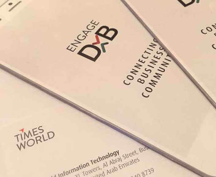 Joins Dubai Economy to launch EngageDXB App