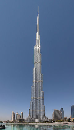 Times team assigned to work on web presence for the Burj Khalifa